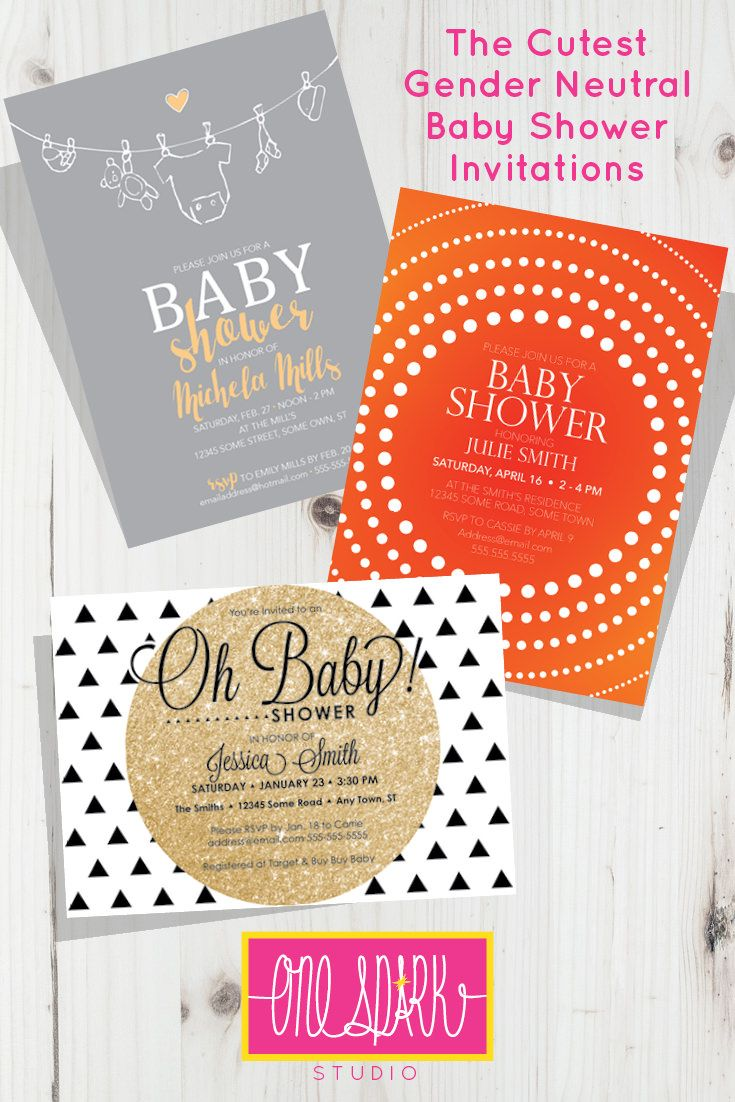 Pin by One Spark Studio | Birthday Invitations and First Birthday ...