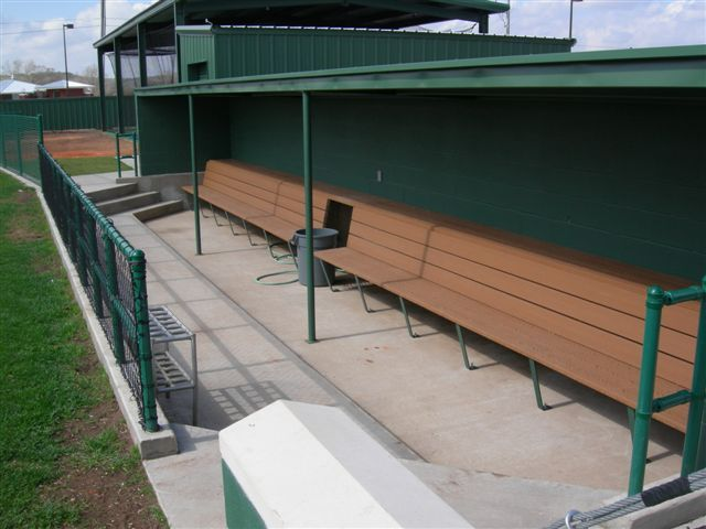 Baseball Dugout Bedroom Designs: Parks And Athletic Fields :: BEFCO Engineering, Inc