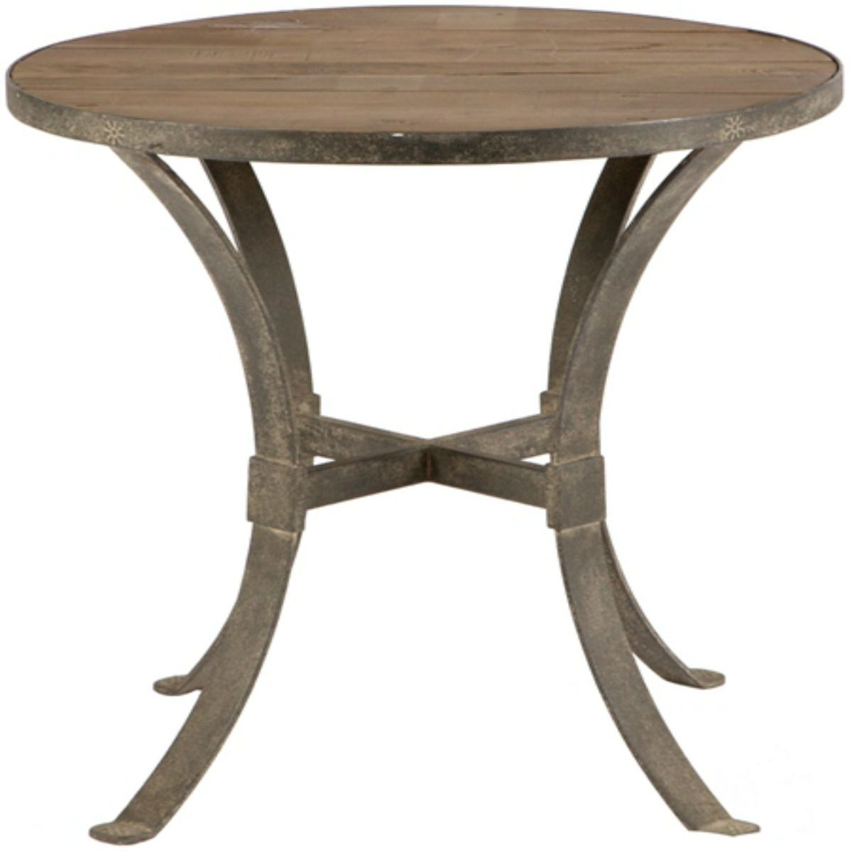 Rustic round coffee table seaside side table  coastal side and accent tables  pinterest