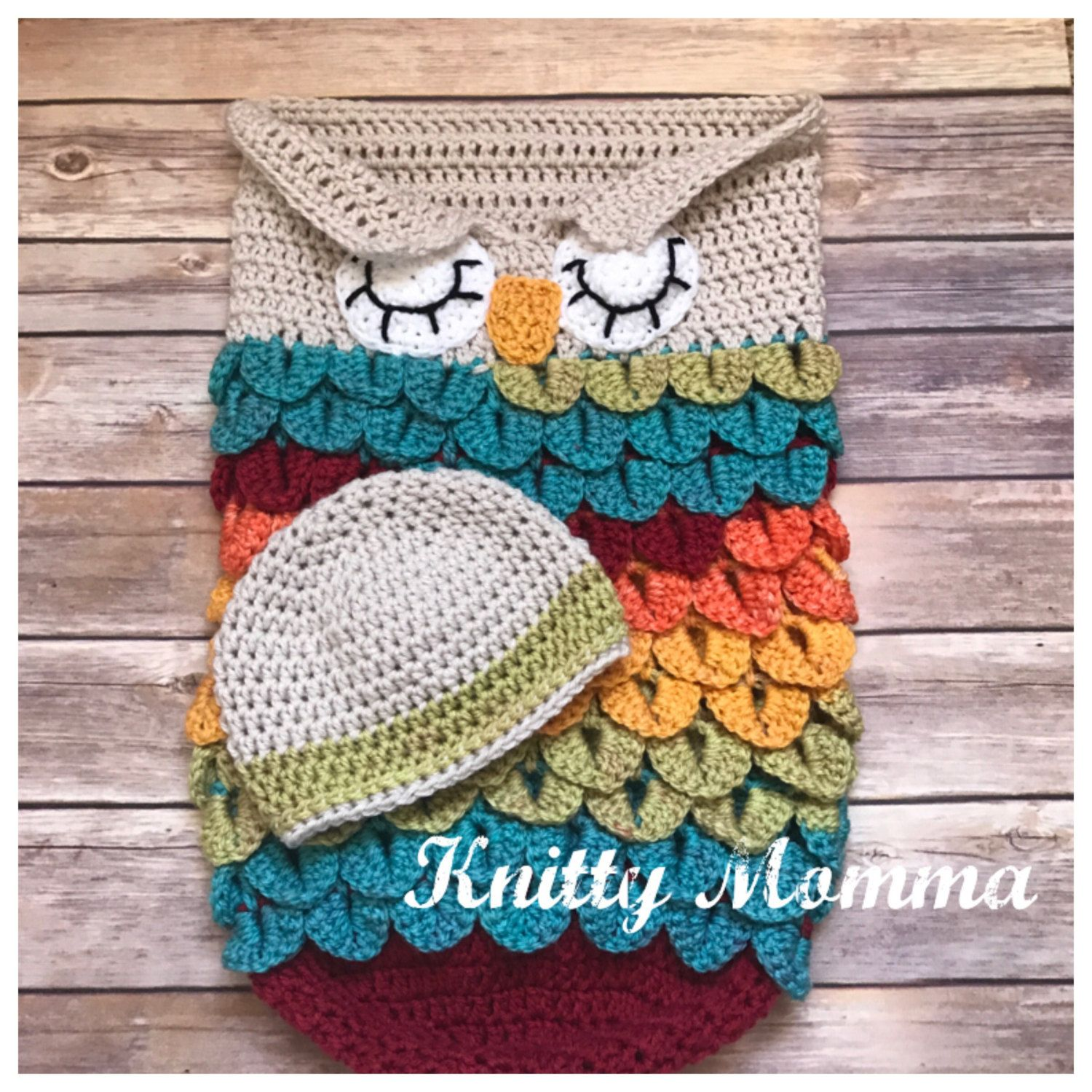 This listing is for a pattern for a crochet owl cocoon and hat this listing is for a pattern for a crochet owl cocoon and hat sleeping photo prop bankloansurffo Image collections