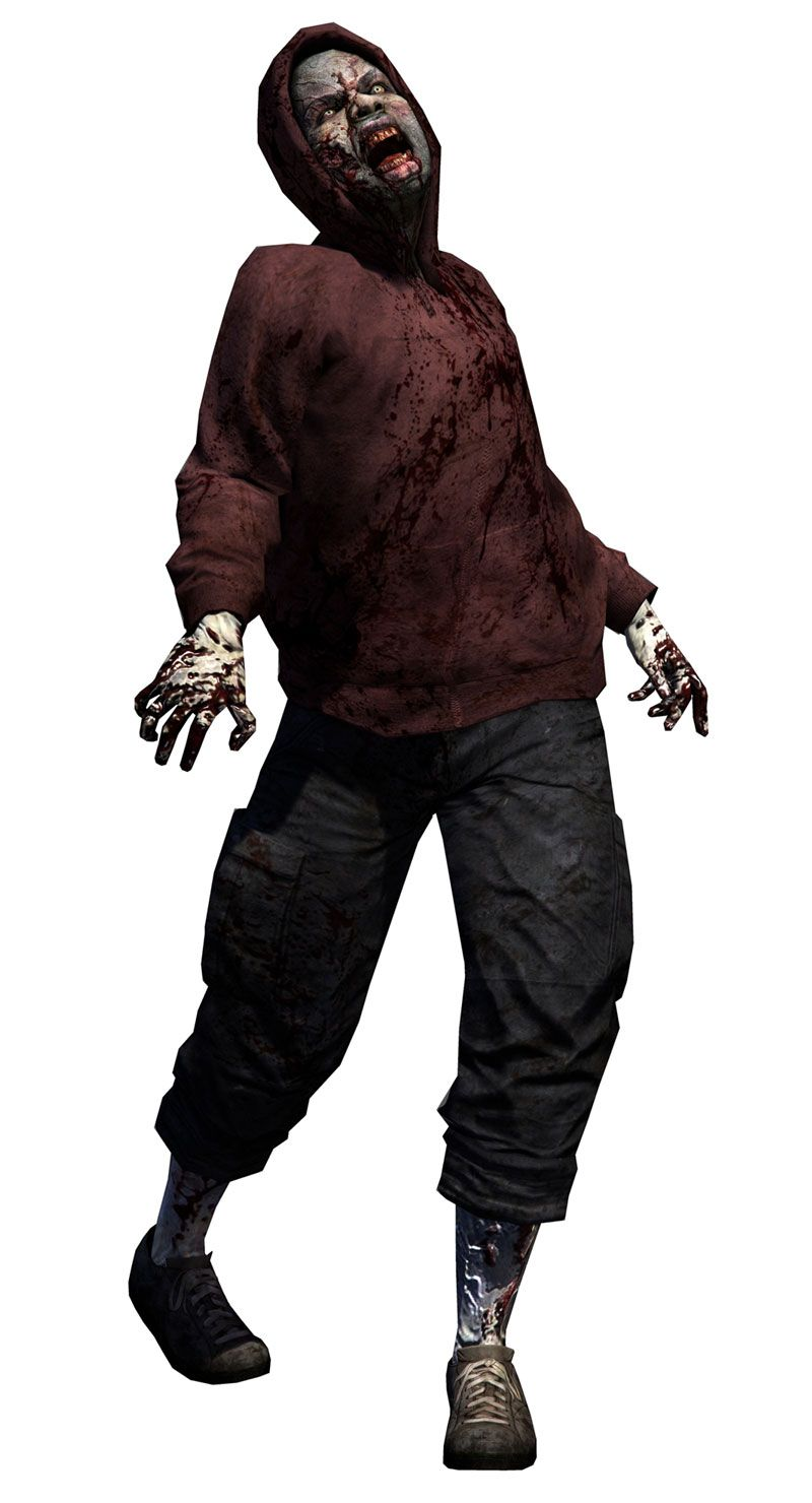 Zombie from Resident Evil 6