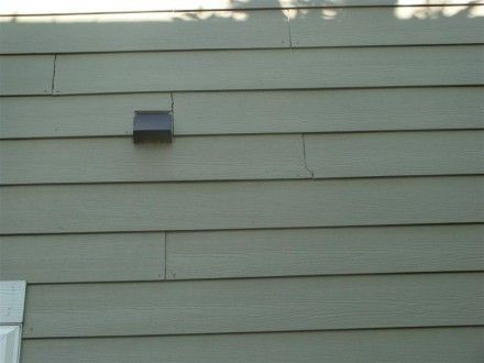 Problems With James Hardie Siding Installations Installing Siding Siding Styles Fiber Cement Siding