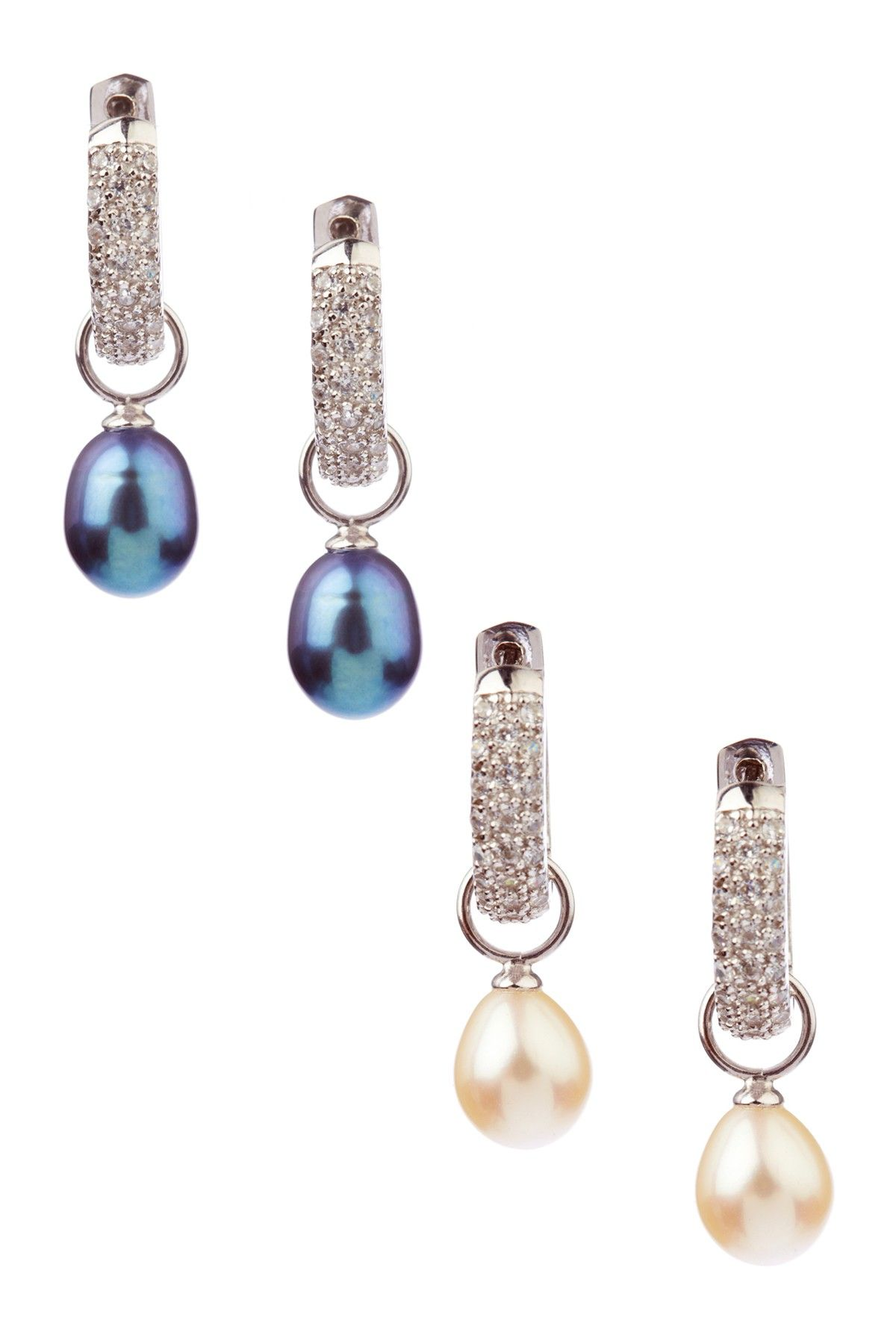 and sml colored earrings with diamond stones gold interchangeable products