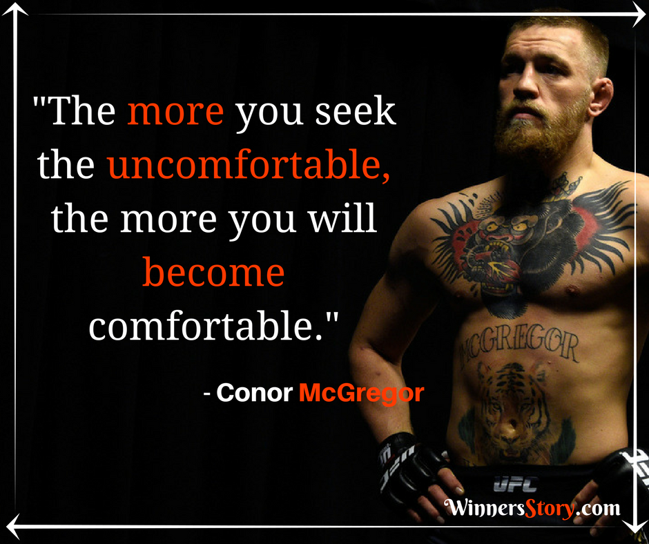 Winnersstory Quotes Success Stories Net Worth Motivation Facts Inspirational Quotes Pictures Mcgregor Quotes Conor Mcgregor Quotes