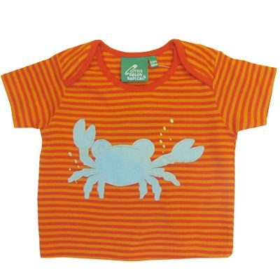 cheeky mr. crab tee!