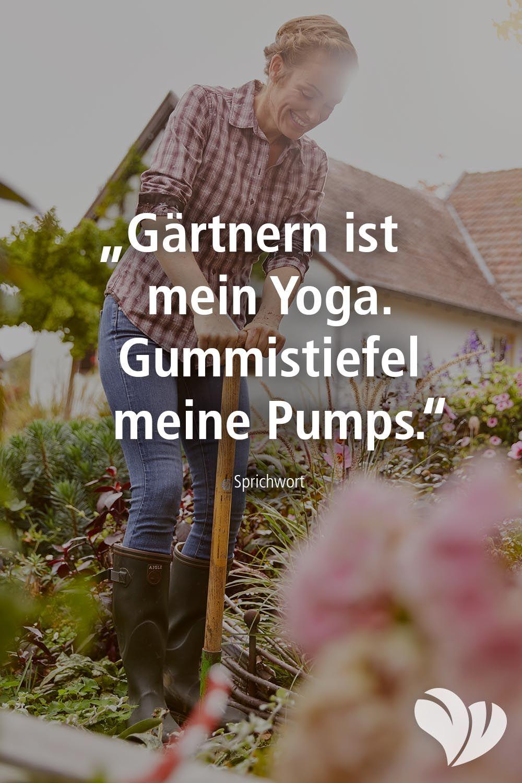 Gartnern Ist Mein Yoga Garten Zitate Pflanzen Pflanzen Online Kaufen