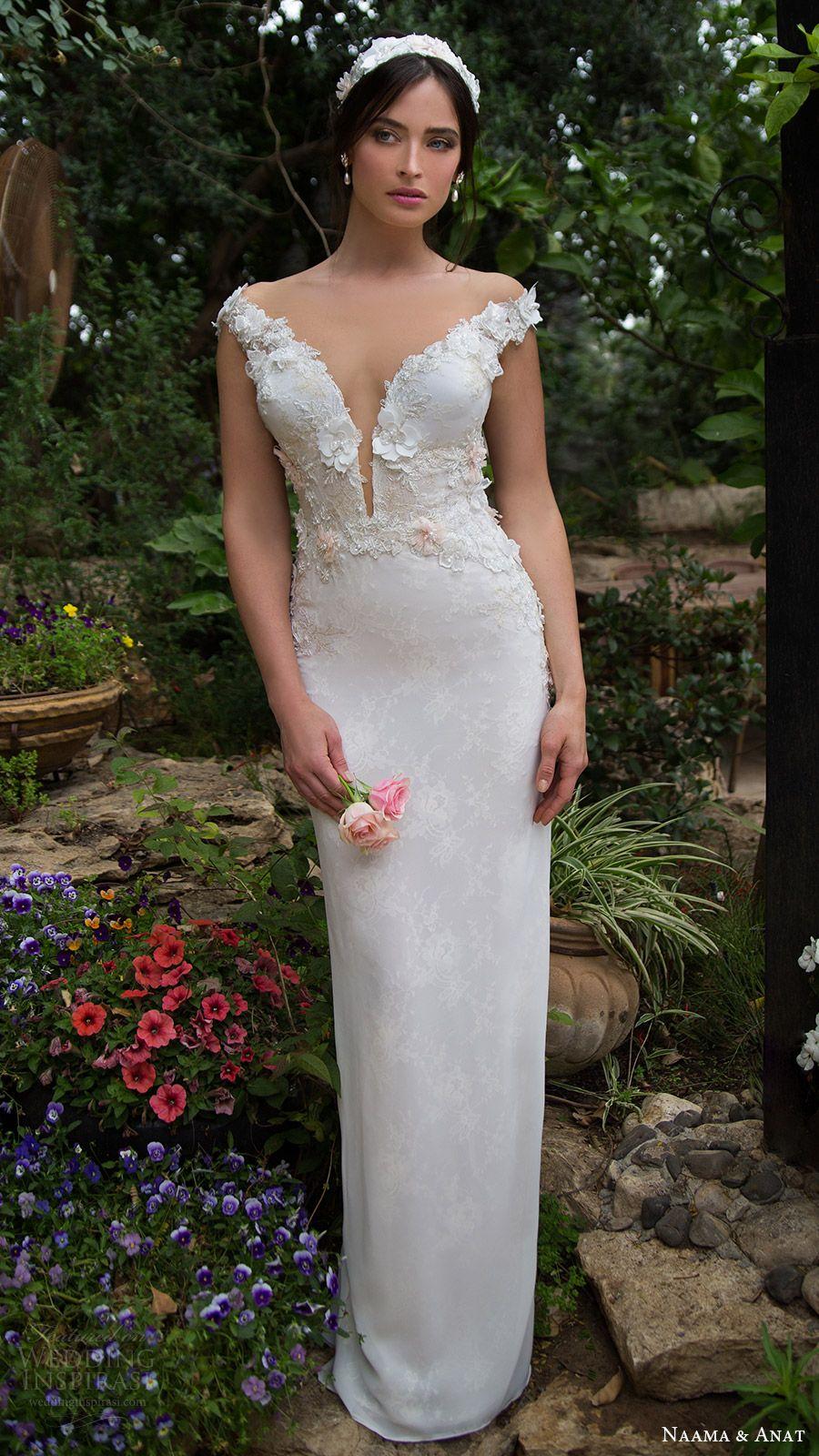 Naama & Anat 2017 Wedding Dresses — Primavera Bridal Collection ...