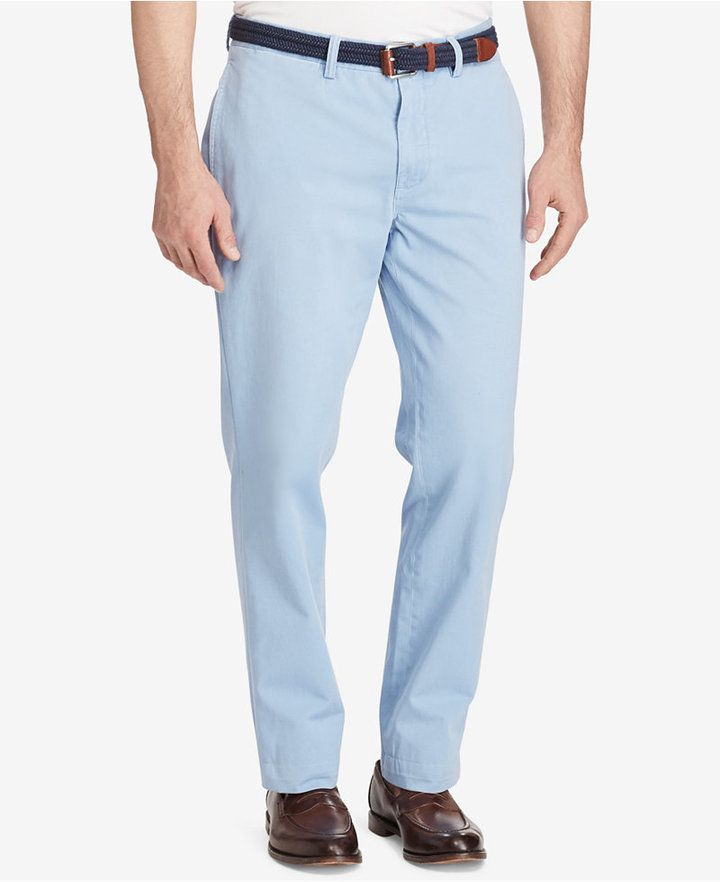 presenting new release great look Men's Classic-Fit Stretch Bedford Chino Pants | Products ...