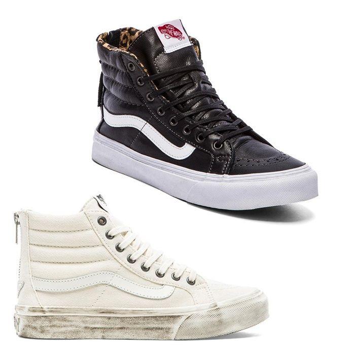 Vans sk8 hi slim, Sneakers, Winter shoes