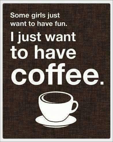 Coffee & Fun... I want fun with coffee..... or wine or both!