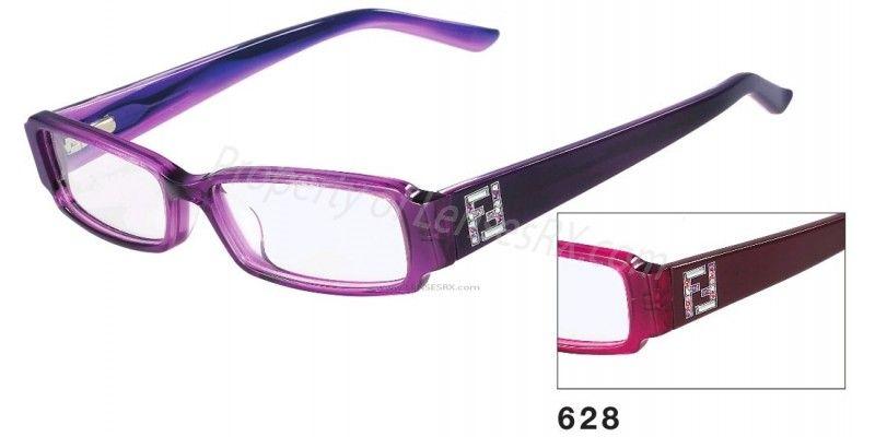 333e9a436634 fendi glasses frames for women