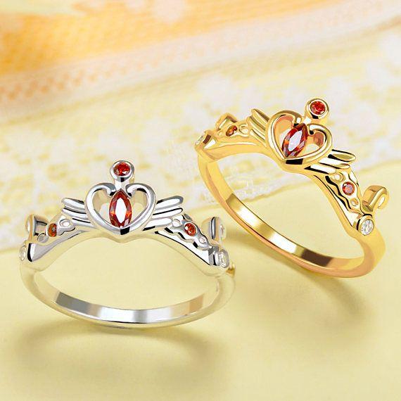 Sailor Moon Crown Ring