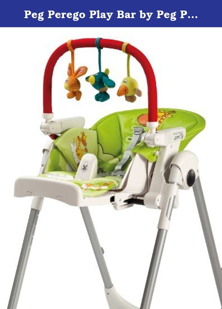 Peg Perego Play Bar By Peg Perego This Accessory Play Bar Enhances And Enriches Your Siesta Tatamia And Prima Pappa Zer Peg Perego Baby High Chair High Chair