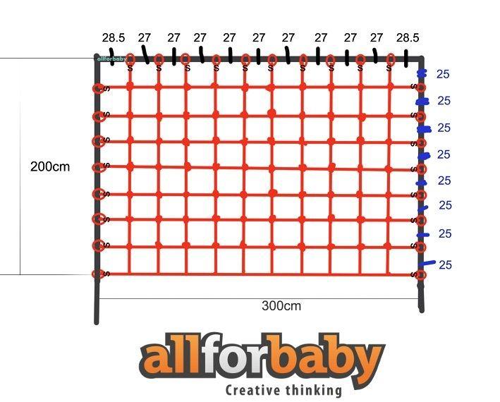 Siatka Do Wspinaczki 200 X 300 Na Plac Zabaw 3002941959 Oficjalne Archiwum Allegro Creative Thinking Creative Periodic Table