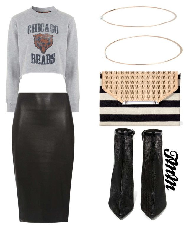 """Untitled #1436"" by theblushingbeauty on Polyvore featuring Tee and Cake, Dorothy Perkins, Stella & Dot, Michael Kors and Jeffrey Campbell"