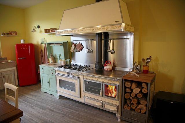 Termostufa Cucina A Legna.Gallery Wekos Srl Termostufe Cucine A Legna Termocucine