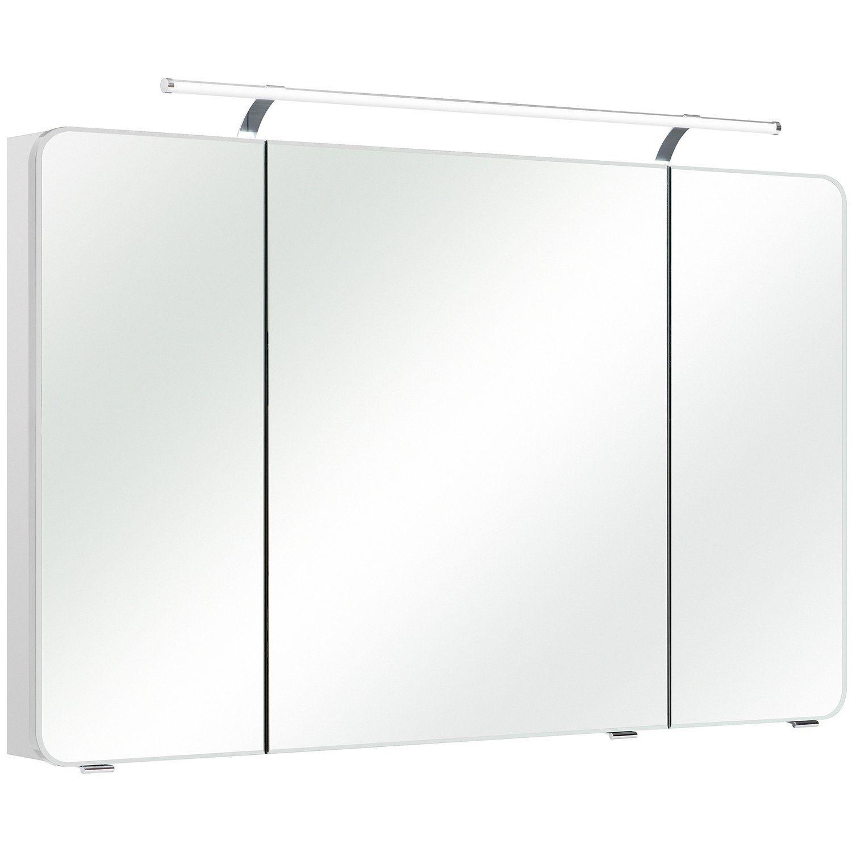 Pelipal Spiegelschrank Eek A Bis A 120 Cm Fokus Weiss Spiegelschrank Schrank Wolle Kaufen