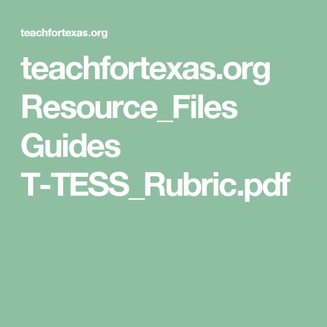 This is a graphic of Luscious T-tess Rubric Printable