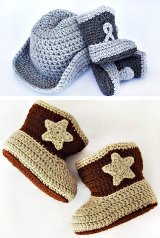 Crochet Cowboy Outfit Pattern Free Video Tutorial Cowboy Outfits
