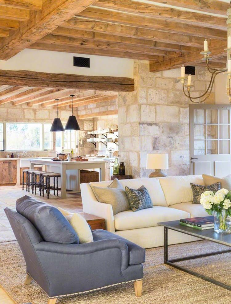 Mediterranean Courtyard Home Exhibits Rustic Charm In Carefree