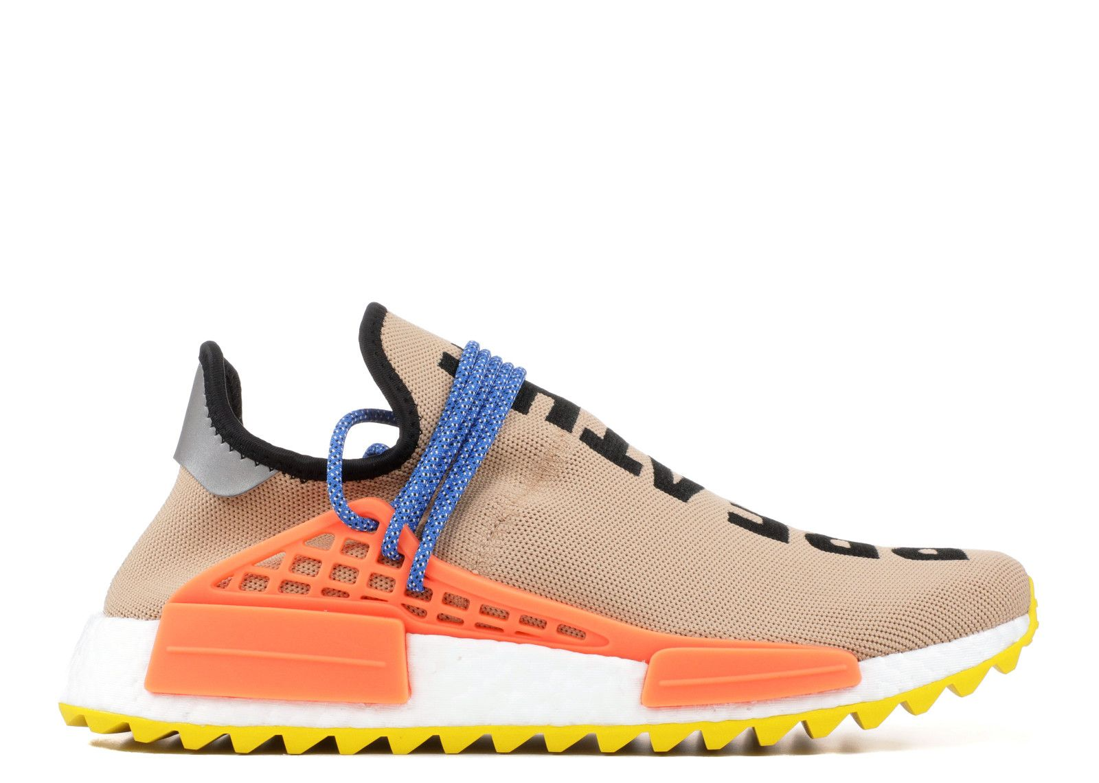 fcbca73070c12 2017-2018 New Arrival adidas PW Human Race Nmd TR Pharrell Pale Nude Black  Yellow