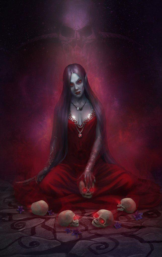 Night Mother, still alive?   The Elder Scrolls   Elder ...