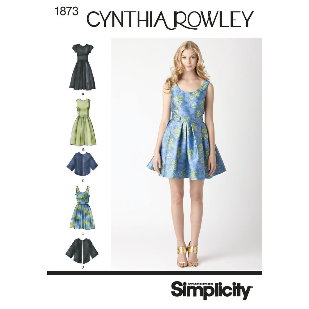A simple dress to base designs off of | Sewing lovely things ...