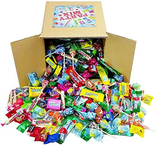 Assorted Candy Party Mix Bulk Box Package Sweet Funfetti