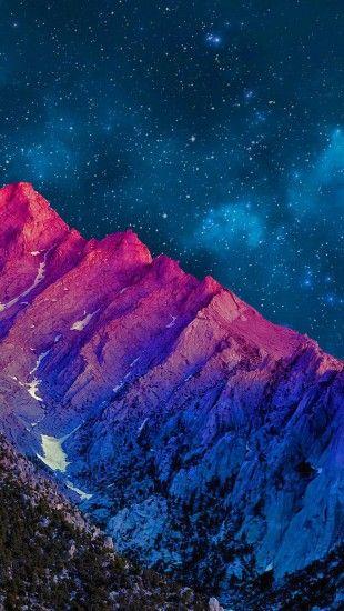 Night Landscape Iphone Wallpaper Iphone Wallpaper Landscape Night Landscape Beautiful Backgrounds