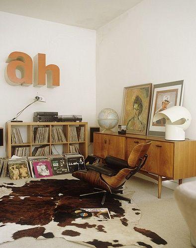 Eames love. #modern
