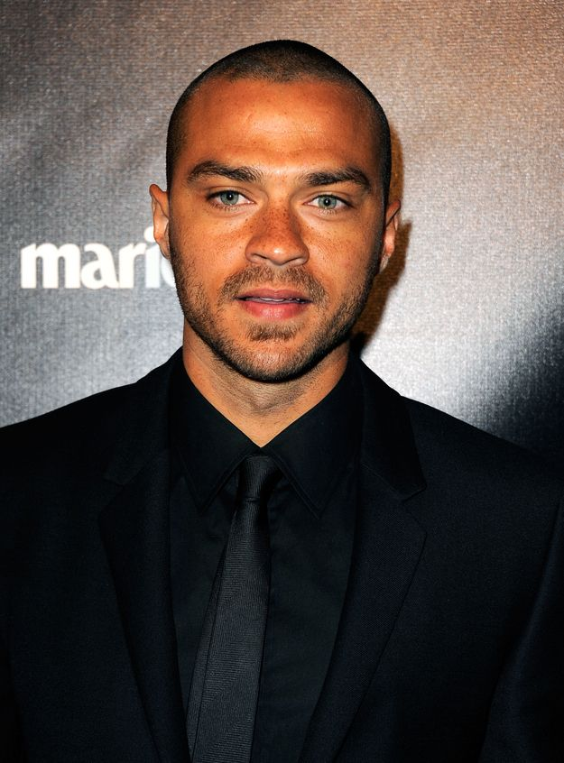 OK can we talk about this man for a little bit? | Why Jesse Williams ...