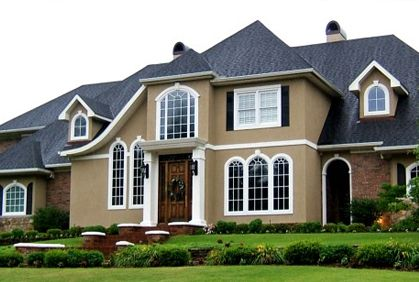 Popular Exterior Home Paint Colors DIY Design Plans