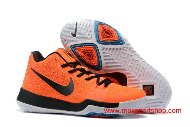 New Nike Kyrie 3 Orange Black Men s Basketball Shoes  76.00 ... 3a4fbe93c