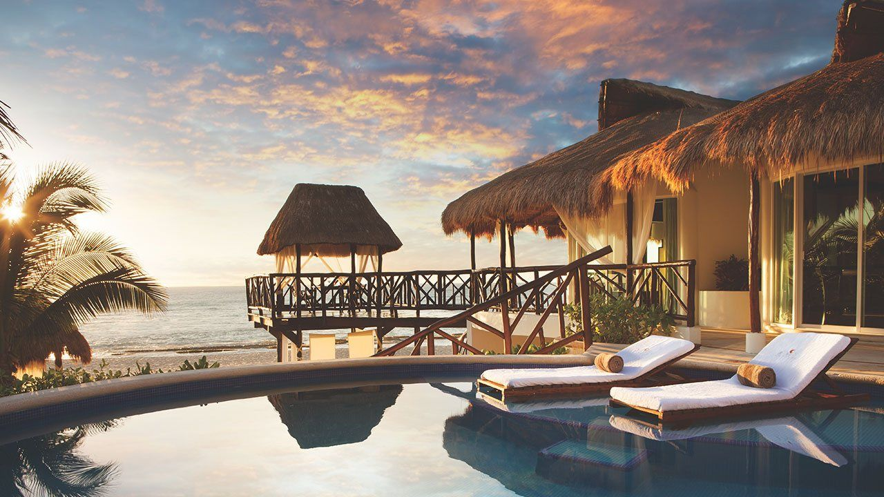 Adult inclusive mexico only resort