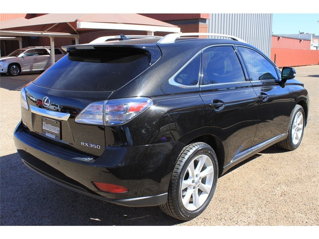 2011 Lexus RX 350 FWD 4dr at Montgomery Auto Plaza in