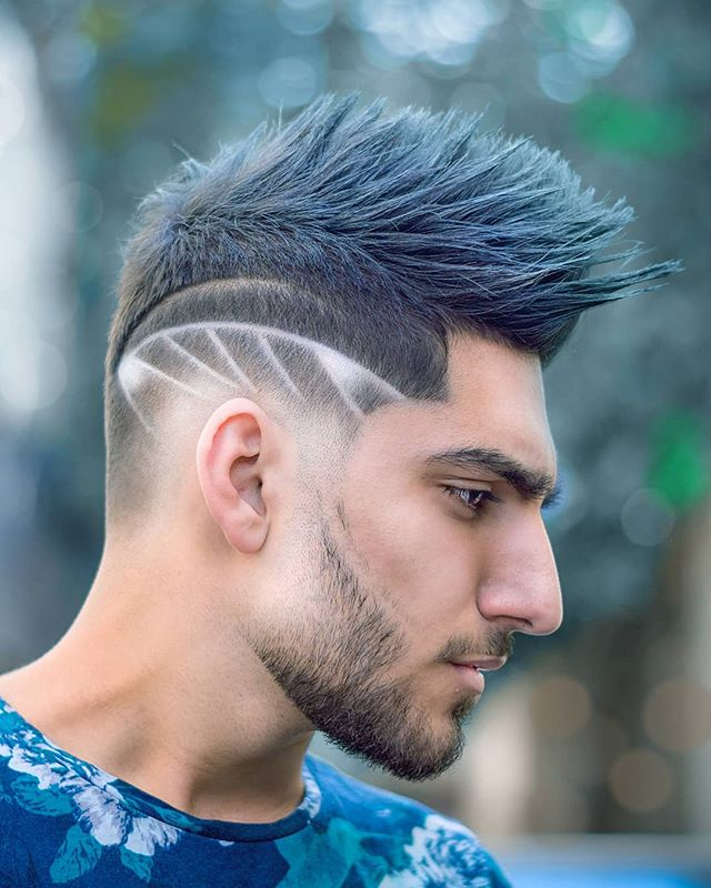 60 Most Creative Haircut Designs With Lines Stylish Haircut Designs Lines For Men Men S Style Creative Haircuts Haircut Designs Stylish Haircuts