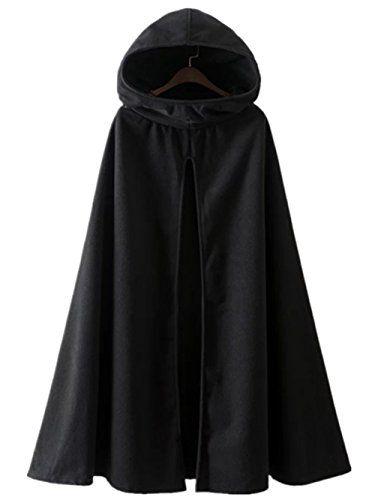 Long Hooded Cloak Pattern {FREE}   Pinterest   Hooded cloak, Diy ...