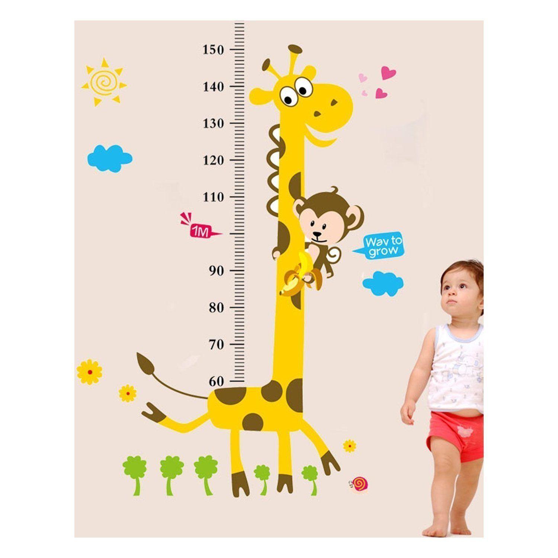 Amazon toprate tm 236x177 growth chart giraffe monkey amazon toprate tm 236x177 growth chart nvjuhfo Choice Image