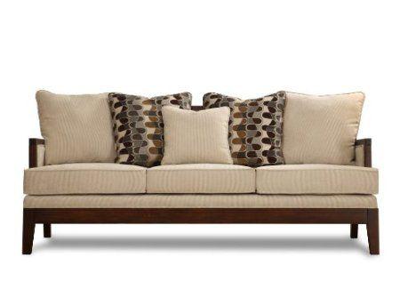 Best Amazon Com Homelegance 9918Fa 1 Dalton Collection Sofa Beige Chenille Like Corded Microfiber 400 x 300