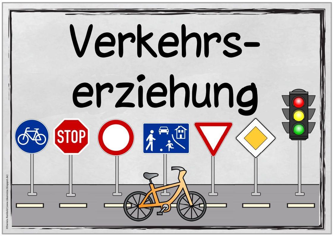 fabulous verkehrsschilder lernen f252r fahrradpr252fung xf97