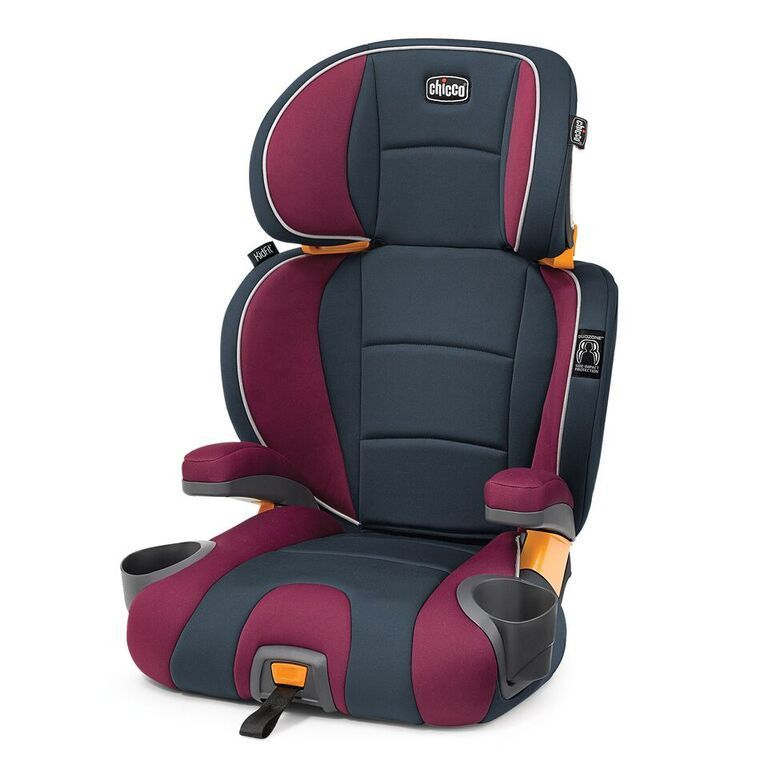KidFit 2-in-1 Belt-Position Booster Seat