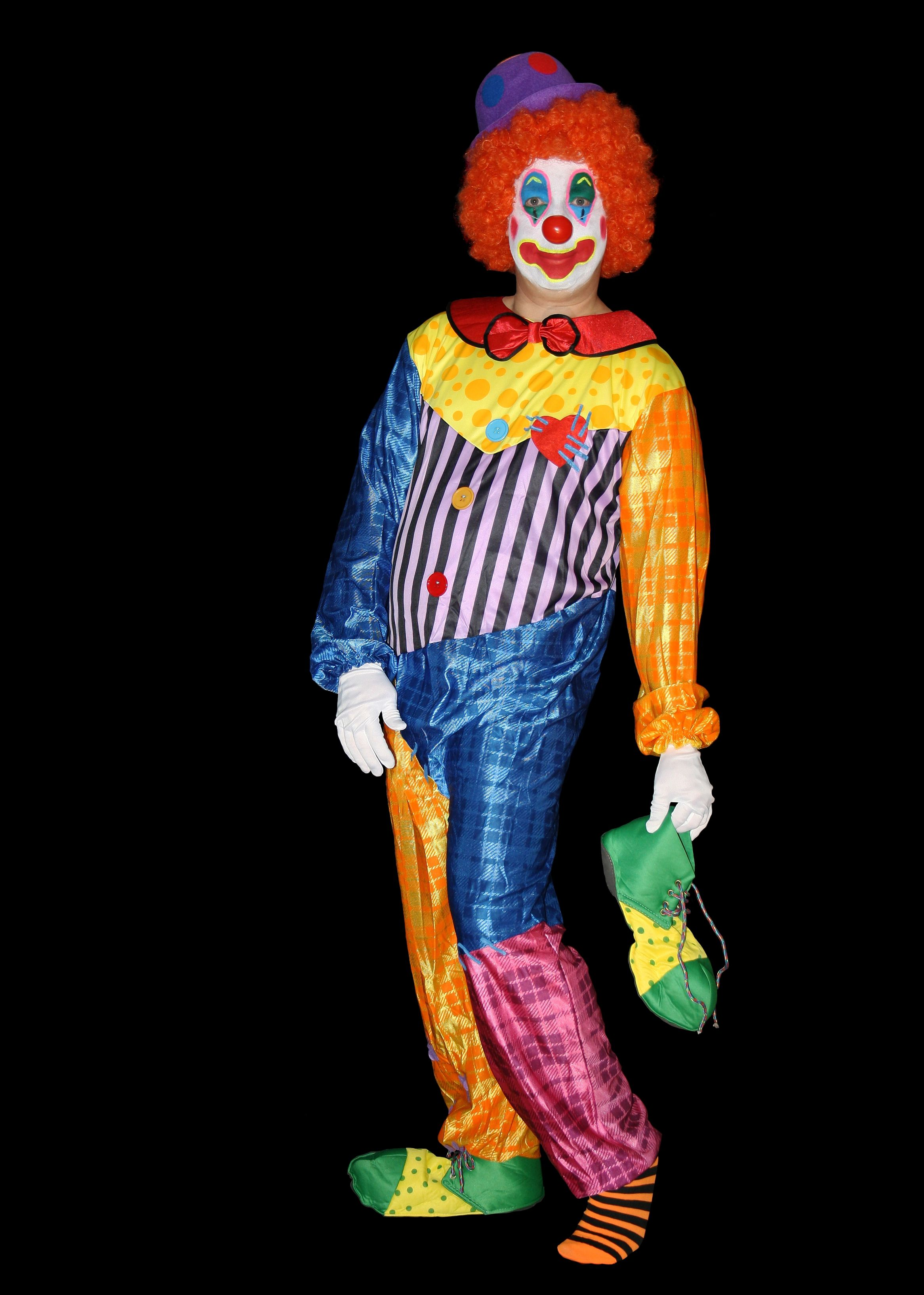 Clown Costume Circus Makeup Disguiese Colorful Face Painting Carnival Party Fun Funny Cc0 Public Domain Top Halloween Costumes Clown Costume Clown