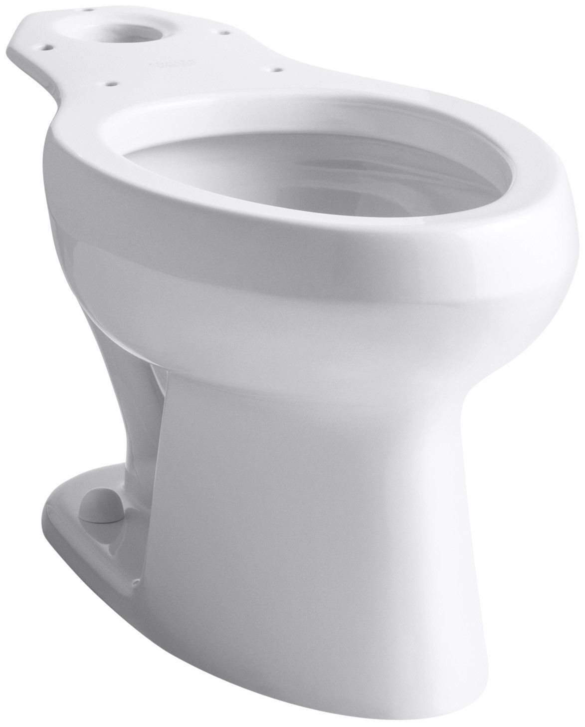 Wellworth Toilet Bowl with Pressure Lite Flushing Technology, Less Seat