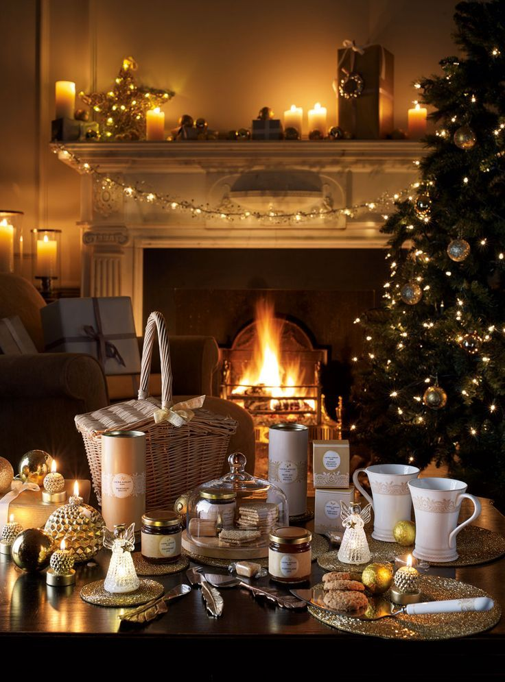Idee Decor Natale 2015: Christmas with Laura Ashley   Shabby Chic Mania by  Grazia Maiolino - Idee Decor Natale 2015: Christmas With Laura Ashley Christmas Time