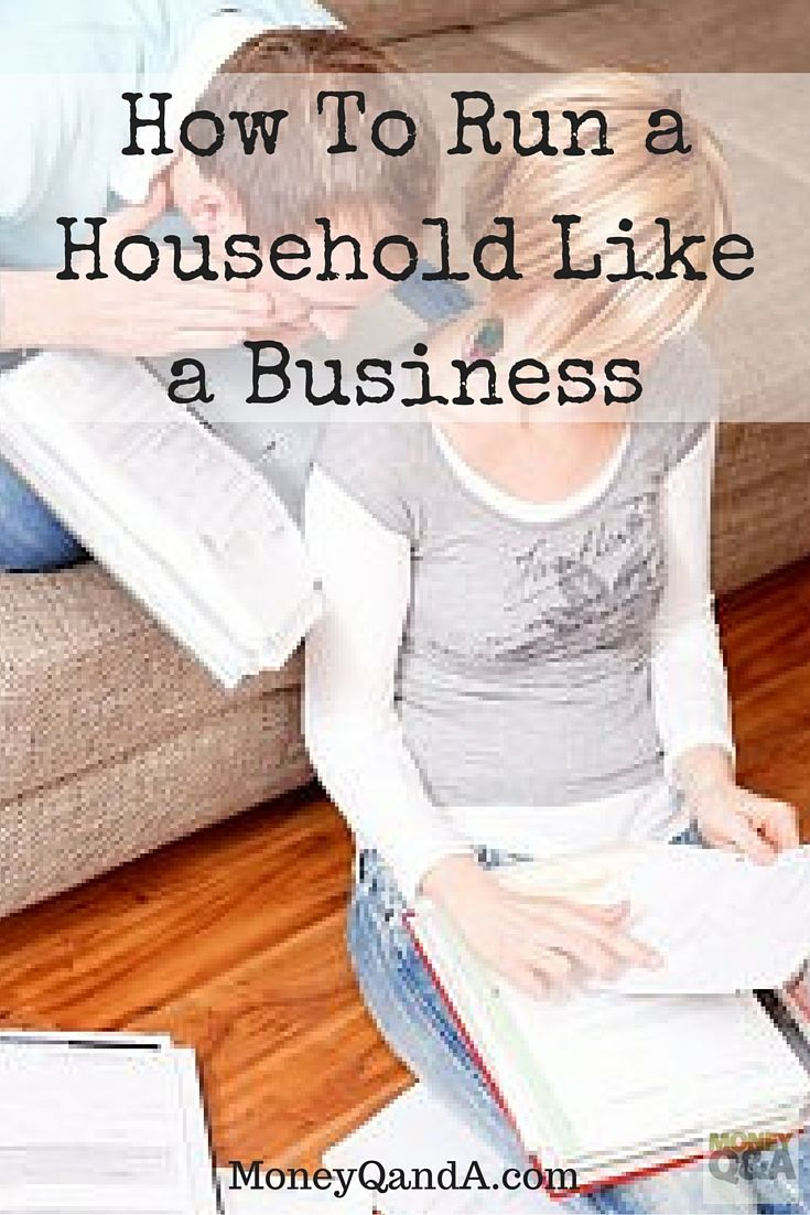 How to Run a Household pictures