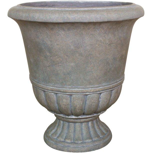 "Better Homes & Gardens 21"" Manor Classic Urn Planter"