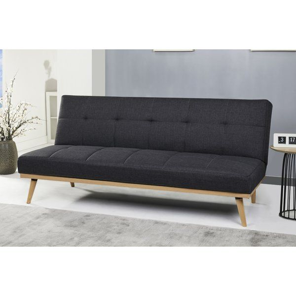 Leader Lifestyle Milo 2 Seater Clic Clac Sofa Bed Reviews Wayfair Co