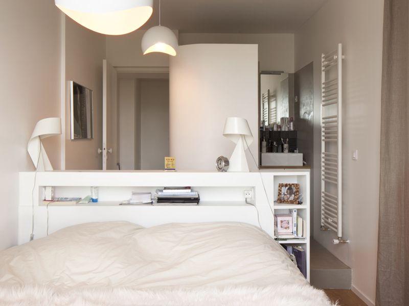 Des combles aménagés pour créer un duplex Chambre Pinterest
