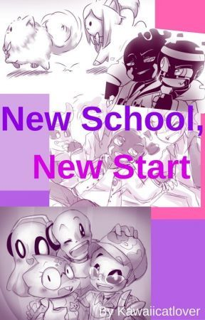 New School, New Start (NaJ AU x reader) ○DISCONTINUED