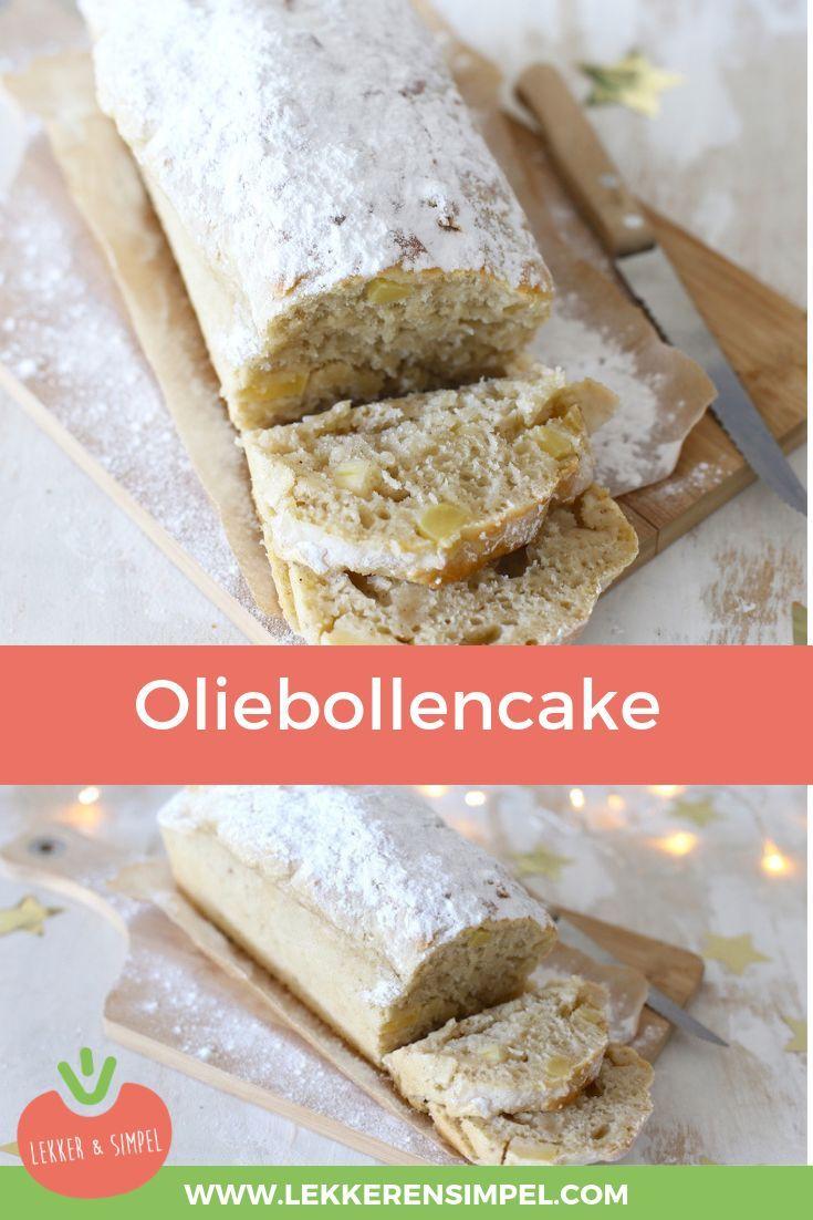 Oliebollencake - Lekker en Simpel
